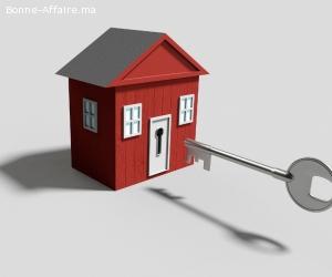 nouvel appartement pour location à casablanca
