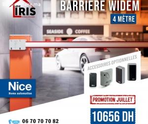 offre barrière WIDEM 4M