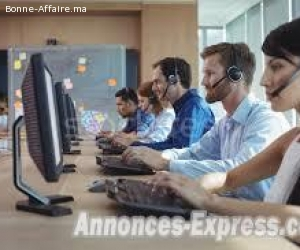 offre centre d' appel francophone