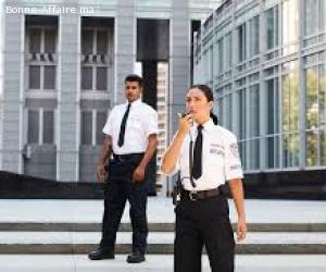 Offre d'emploi : Agents de sécurité hommes et femmes