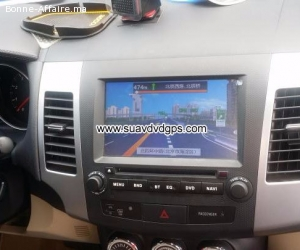 Peugeot 4007 Android Car Radio DVD GPS WIFI multimedia camer