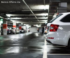Place parking