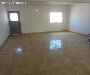 plateau sur 126m² en location en plein centre guéliz