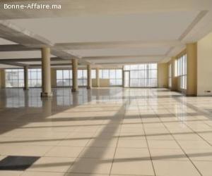 Plateaux de bureaux à louer de 800 à 1.000 m² à Sidi Maarouf