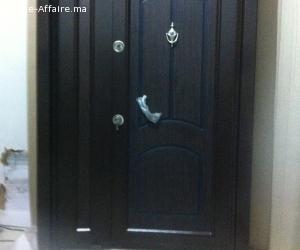 Porte blindee porte coupe feux et interrieur