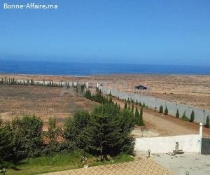 pret de plage villa MERLEFT de 1 hictar et 3000m