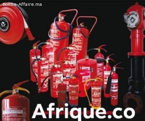 Protection incendie Rabat matériels anti-incendie