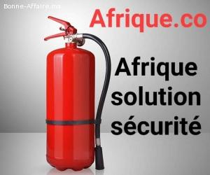 Protection incendie sécurité incendie Maroc