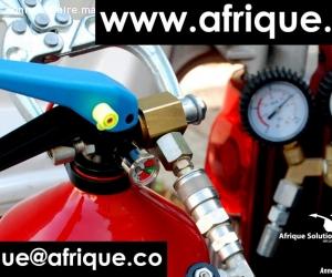 Rabat recharge Extincteurs d'incendie