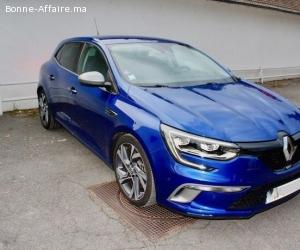 Renault Megane 4 GT 1,6 L 205 TCE BVA