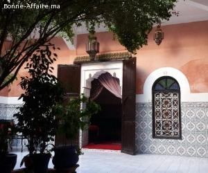 Riad en vente à zaouïa Marrakech