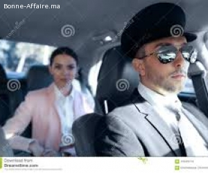 services mondial service cherche une chauffeur