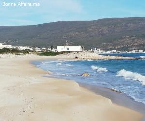 sidi boulfdayl sur plage terrain de 4 HECTAR pour projet