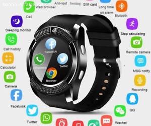 smart watch pro+chargeur sans fil+ecouteur bluetot