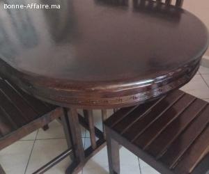Table à Manger // 6 Chaises