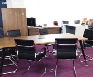 table de réunions