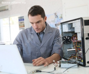-technicien informatique