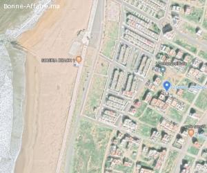Terrain 149m² loti et titré à Souiria