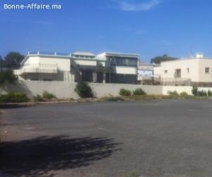 Terrain 900 m² en zone villa — Mechouar, Casablanca