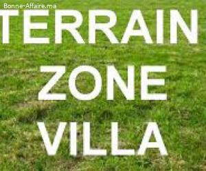 terrain a iligh zone villa 1500 m titre bien situe