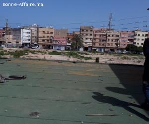 Terrain à vendre 233m quartier Lavillette Casablanca