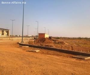 Terrain titré 129 hectares au centre de Marrakech