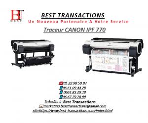 Traveurs CANON IPF770