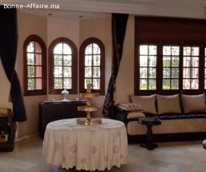 Trés belle villa de 252m² a Ain Sebaa