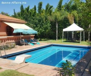 Trés belle Villa de 4000m²a Bouskoura