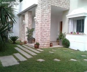 Très belle Villa moderne de 710 m² à Dar Bouaza