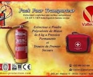 Trousse de premier secours Maroc
