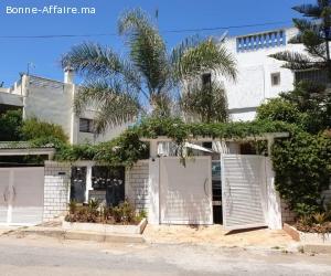 Une très belle villa de 3 étages indépendants a vendre