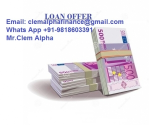 URGENT LOAN OFFER IF YOU SEEK LOAN APPLY NOW