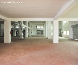 Usine de 13400 m2 à Aïn Sebaa
