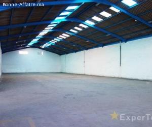 Usine de 3.670 m² à Ain Sebaâ