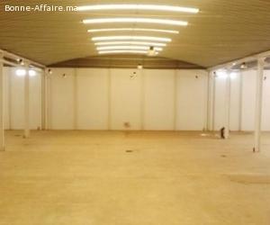 Usine de 8300 m² à Nouaceur