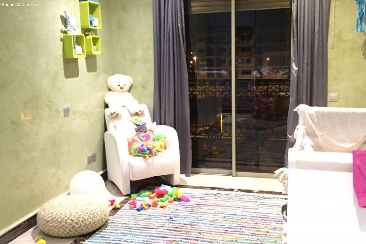 Vendre Du0027une Jolie Appartement Moderne à Hay Riad, Rabat