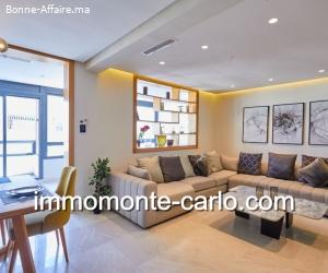 Vente appartement   Hassan - Centre Ville à Rabat