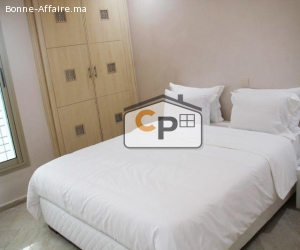 vente  d'un appartement meuble  à  Rabat,