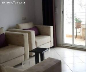 vente d'un appartement vide  à Rabat,