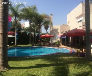 vente d'une villa à hay riad   Rabat,