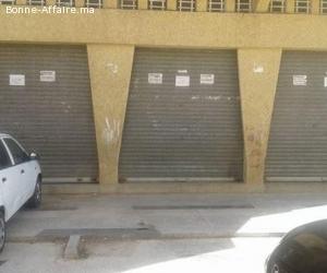 vente de 3 garages avec possibilité de reprise