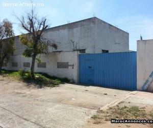 Vente ou location d'un Hangar et dépôt
