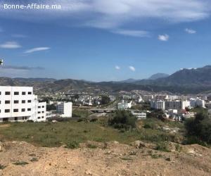 Vente terrain immeuble R+3 de 1700m² a Tétouan