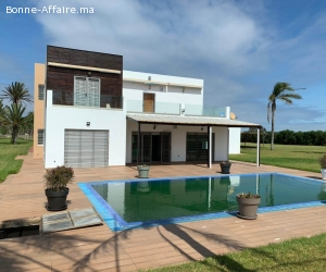 Vente villa de 2 hectares région de sidi rahal