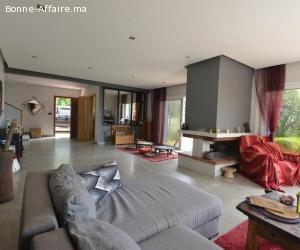 Villa 220 m² sur terrain 800 m² — Pont-Blondin, Mohammedia