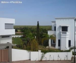 Villa 440 m2 bouskoura golf city
