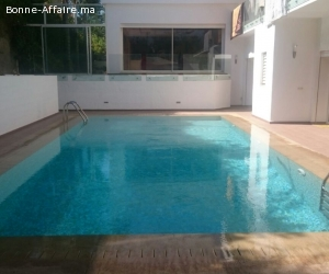 villa a louer  à Hay Riad ,Rabat