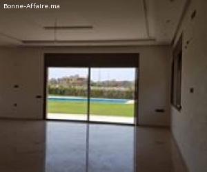 Villa à Marrakech pour louer une longue durée