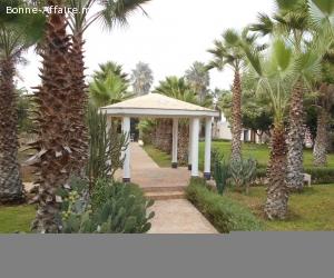 villa de charme en location à Skhirat